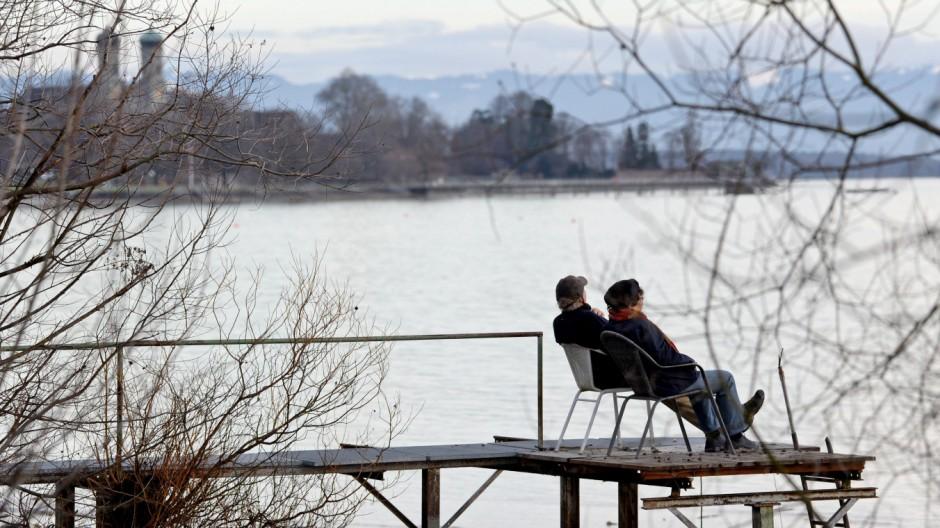 Seele baumeln lassen am Bodensee