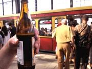 Polizei fordert Alkoholverbot bei der Deutschen Bahn, AP