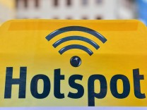Internet-Hotspot
