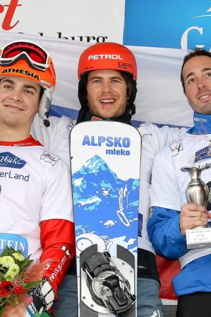 Snowboard World Cup in Bad Gastein