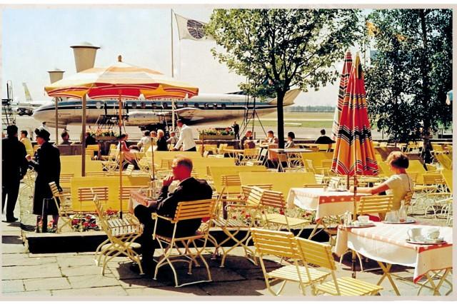 Flughafenrestaurant