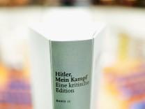 'Mein Kampf' Critical Edition Book Presentation