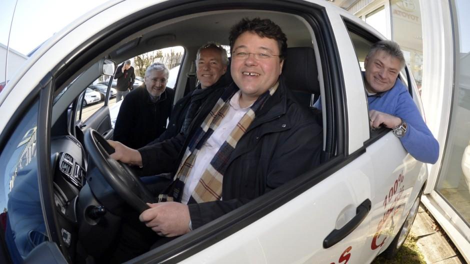 Süddeutsche Zeitung Landkreis München Carsharing-Initiative