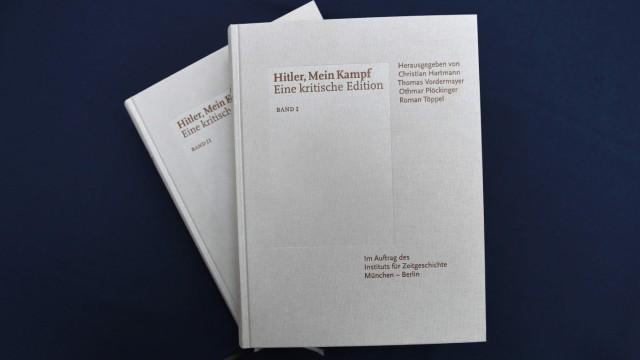 Mein Kampf Kommentierte Ausgabe