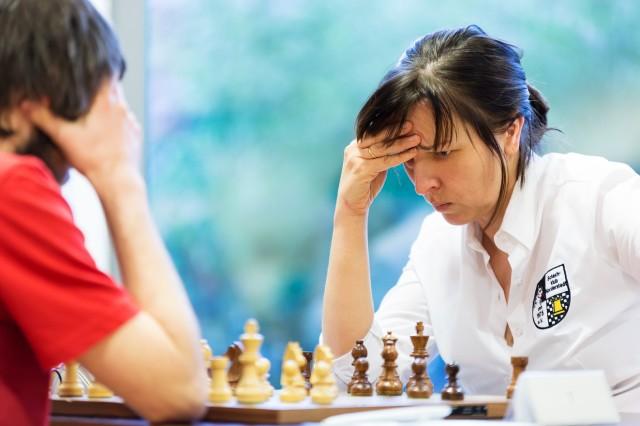 Schach-Porträts
