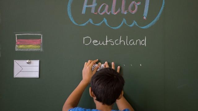 Bildung von Flüchtlingskindern soll erfasst werden