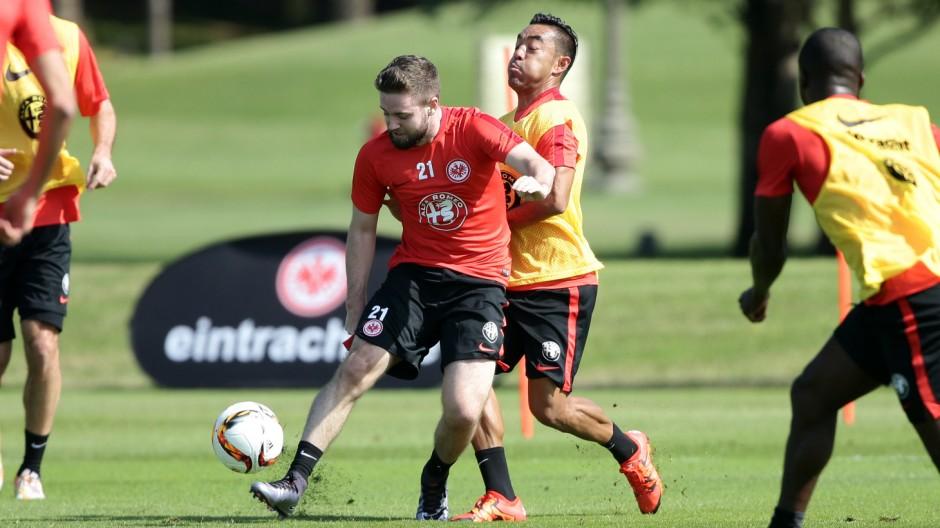 Trainingslager Eintracht Frankfurt