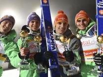 Skisprung-Weltcup in Willingen - Mannschaft