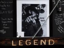 Lemmy Motörhead Trauerfeier Los Angeles