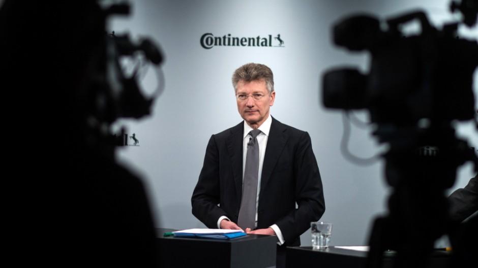 Probelauf 'Continental Webcast Geschaeftsjahr 2014'