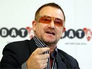 Bono, dpa