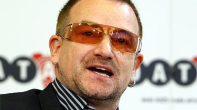 Aktivist Bono