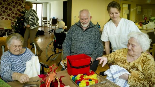Gundelfingen: ALTERSHEIM - Spitalstiftung Haus der Senioren