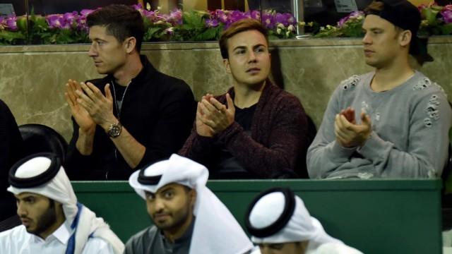 Qatar Open Tennis tournament