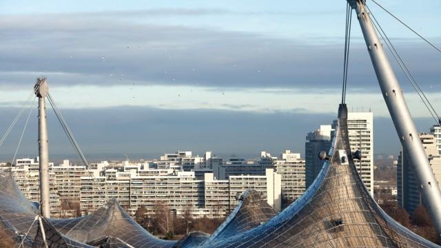 Schmuckbild Olympiapark
