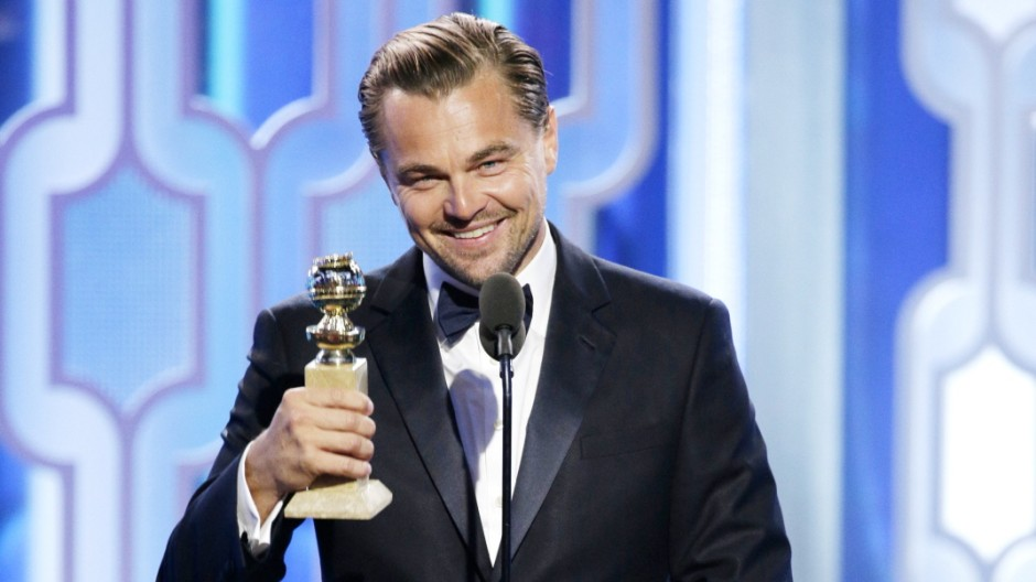 73rd Annual Golden Globe Awards - Season 73; caprio