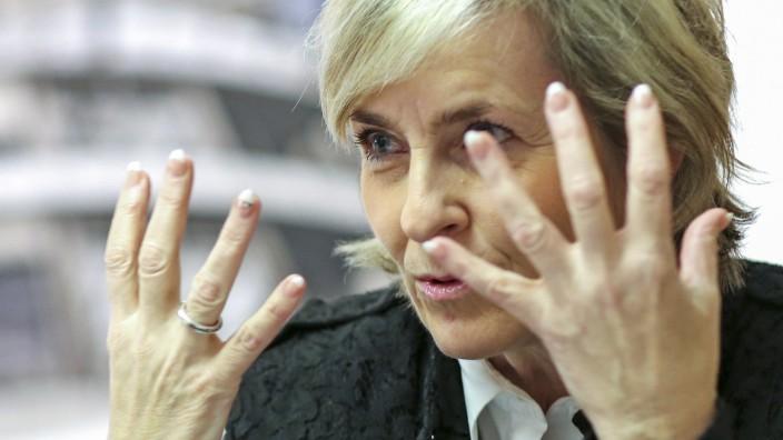 MDR-Intendantin Karola Wille