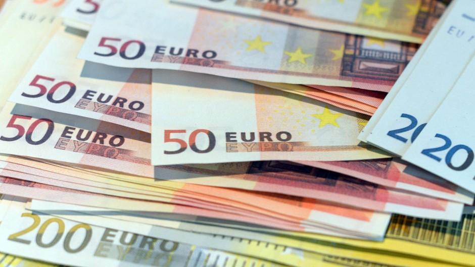 Mehr Falschgeld als im Vorjahr in Thüringen
