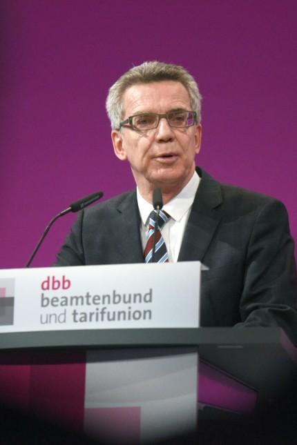 Jahrestagung des Beamtenbunds dbb