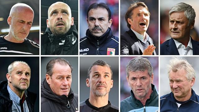 Fußball-Trainer Spezial Fußball-Trainermarkt