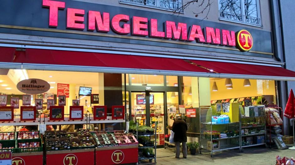 Tengelmann Filiale in Muenchen