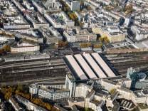 Düsseldorf Hauptbahnhof Hauptbahnhof Düsseldorf Bundesbahn Gleisanlage