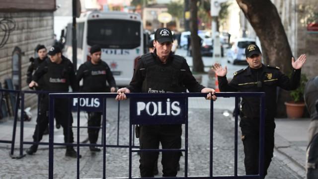 Anschlag in der Türkei Türkei
