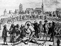 Hinrichtung von Mathias Klostermayer, 1776