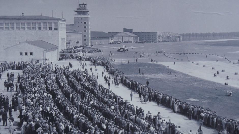 Flughafen Riem Nazi-Bau