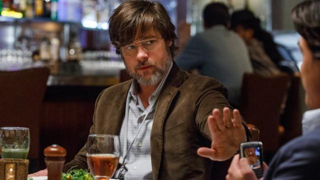 """""""The Big Short"""" im Kino; Brad Pitt"""