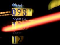 Dieselpreis unter einem Euro