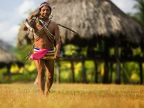 Serrania de Maje, Embera, Panama