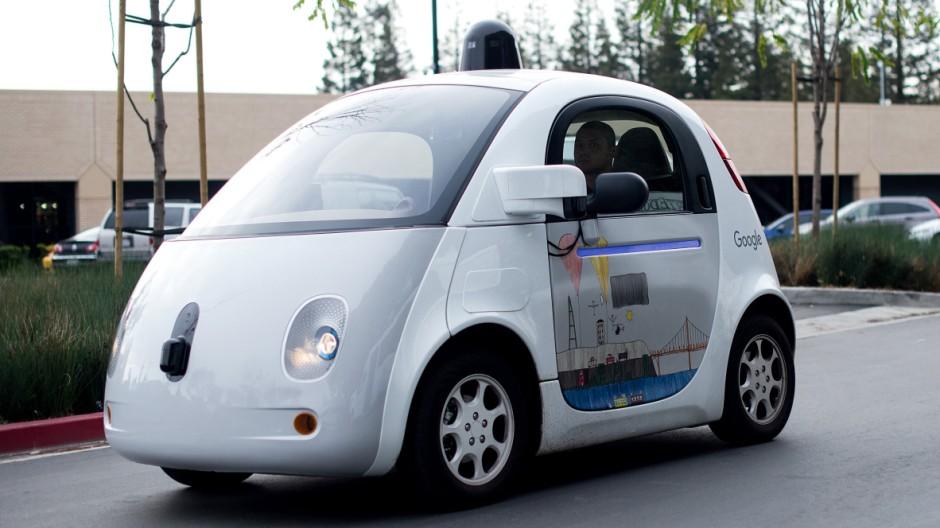 Autonomes Fahren Autonome Fahrzeuge