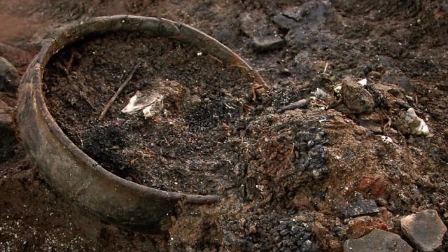 Archäologie Archäologischer Fund