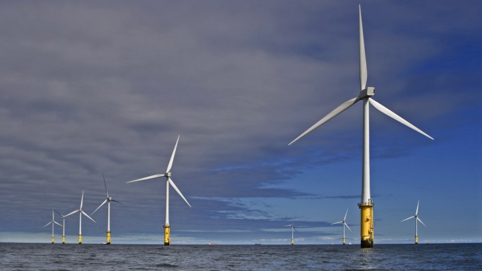RWE Innogy - Windpark