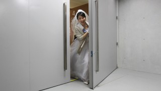 Unification Church Holds Mass Wedding; braut