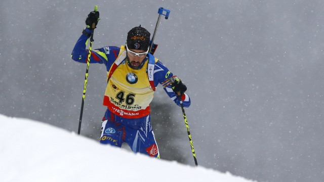 Wintersport Weltcup in Ruhpolding