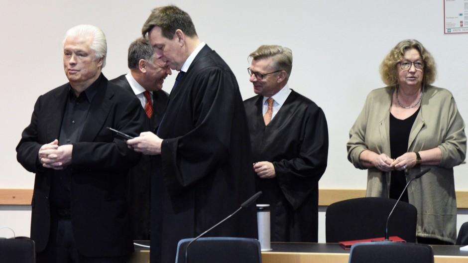Urteil im Betrugsprozess gegen Laborunternehmer-Paar