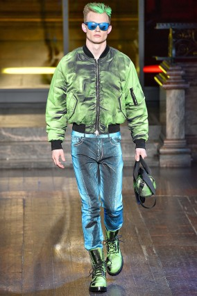 Moschino - Runway - London Collections Men AW16