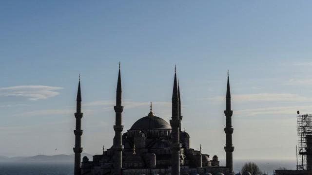 Anschlag in Istanbul Türkei