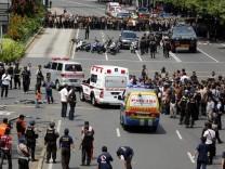 7 killed in Jakarta attacks: police
