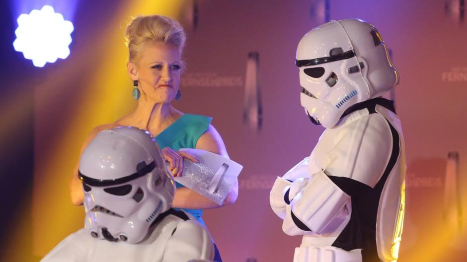 Deutscher Fernsehpreis 2016; Barbara Schöneberger