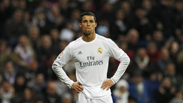 Cristiano Ronaldo; madrid
