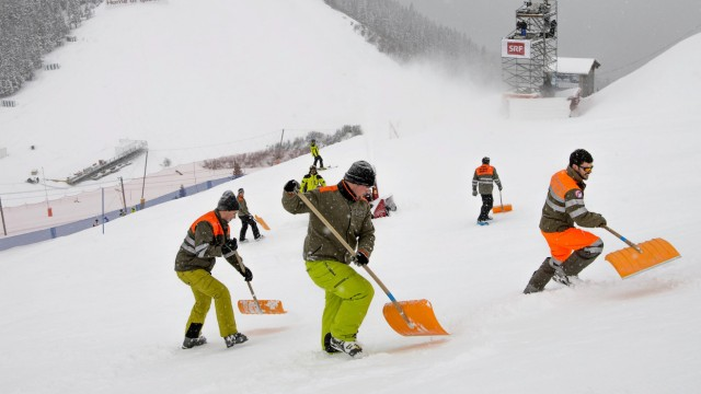Alpine Skiing World Cup in Wengen