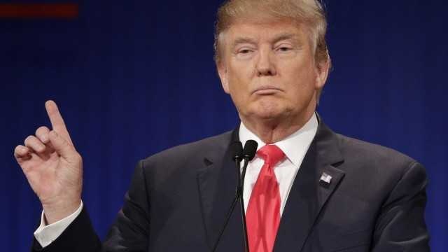 US-Wahl TV-Debatte der Republikaner