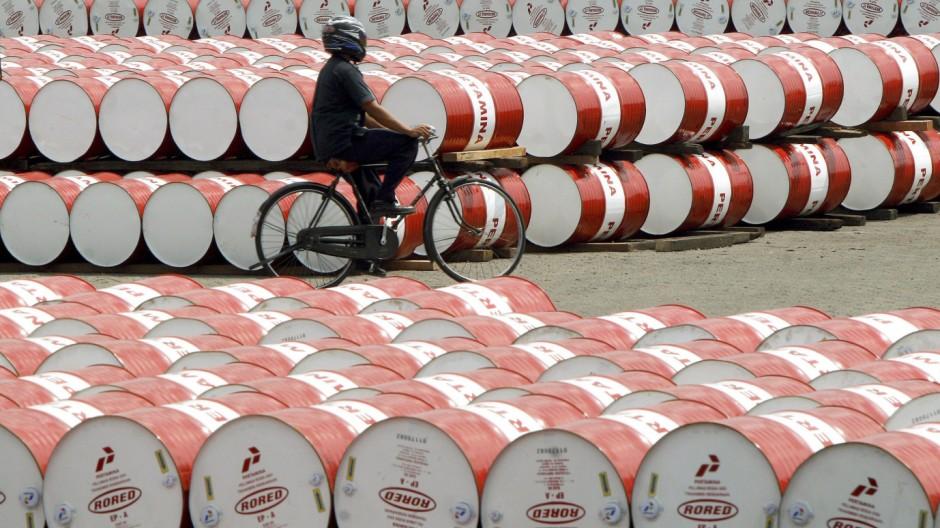 Ölpreise geben erneut nach