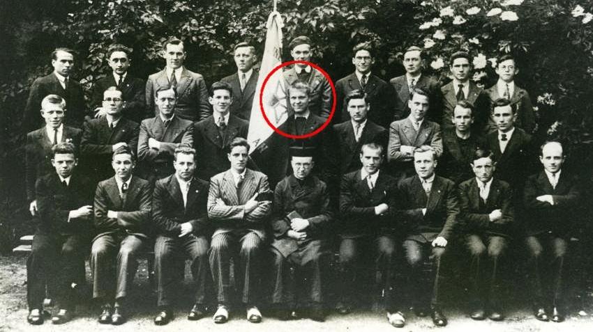 Hitler Attentäter Maurice Bavaud