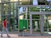 Finanzamt Frankfurt a. Main, dpa