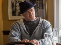 "Sylvester Stallone in ""Creed - Rocky's Legacy"""
