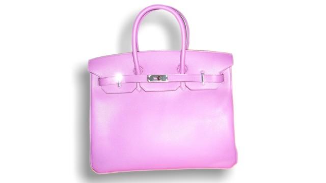 Mode Birkin Bag
